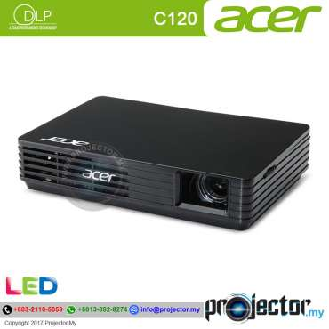 Acer C120 LED Portable Projector