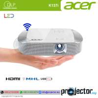 Acer K137i Portable LED DLP Projector
