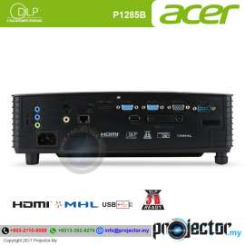 Acer P1285B Essential DLP Projector