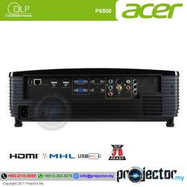 Acer P6500 Full HD Large Venue Projector