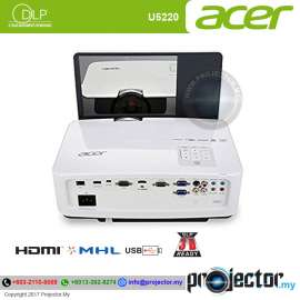 Acer U5220 Ultra Short Throw Projector