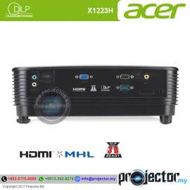 Acer X1223H Essential DLP Projector