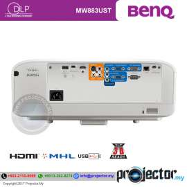 Benq MW883UST Interactive Projector