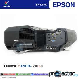 Epson EH-LS100 Ultra-short Throw Laser Projector