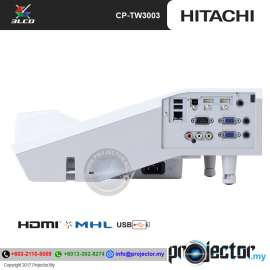 Hitachi CP-TW3003 3LCD Projector