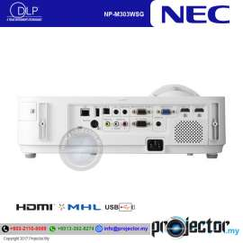 Nec NP-M303WSG Short Throw Projector