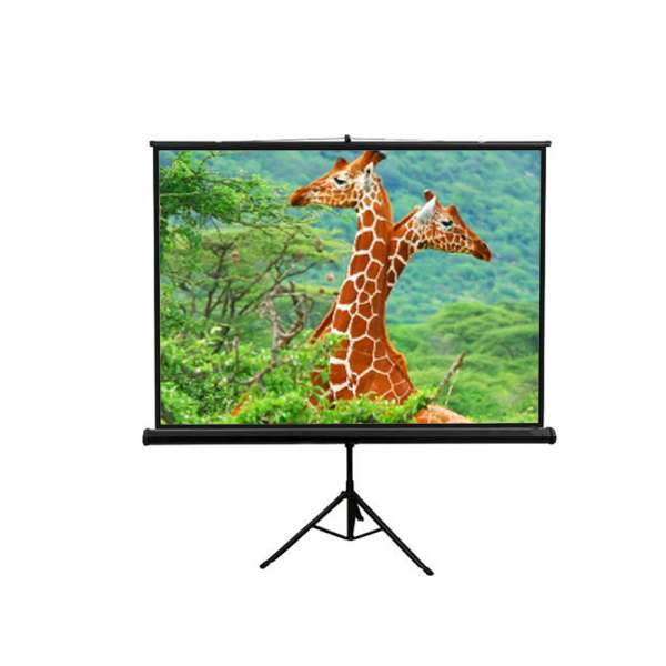 "Venova Tripod Screen 60"" x 60"" (5' x 5') Matt White"