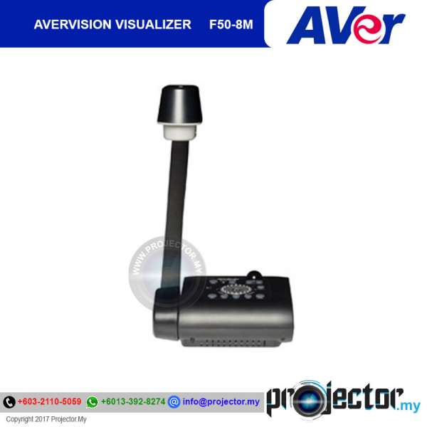 Avervision Visualizer F50-8M
