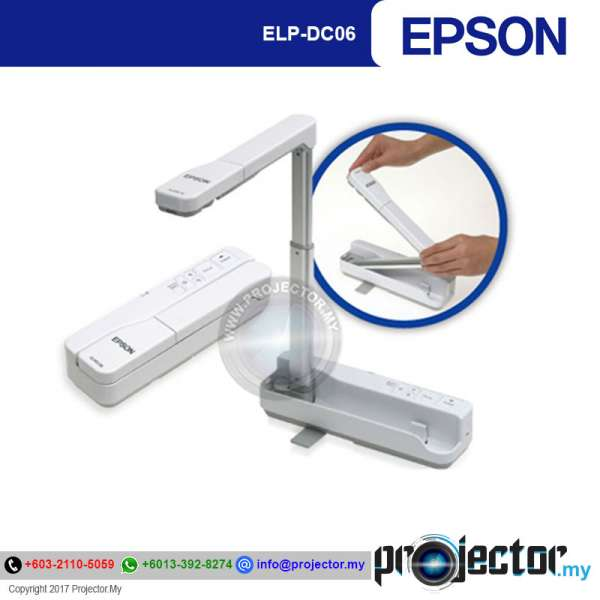 Epson ELP-DC06 Visualizer